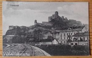 Trencsén / FELVIDÉK 1913 (*KYT)
