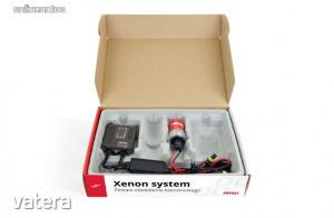 Motoros Amio H7 xenon szett slim trafós 12V35W 4300 K