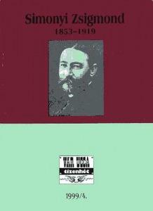 Simonyi Zsigmond 1853-1919