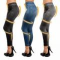 3 db Slimn Lift Jeans alakformáló nadrág - vegyes színekben