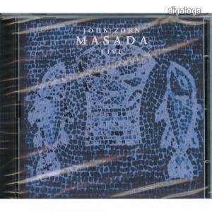 John Zorn Masada Live CD Új!