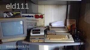 COMMODORE 64 Komplett számítógép