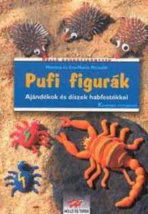 Pufi figurák (Ajándékok és díszek habfestékkel)