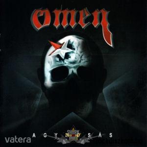 Omen - Agymosás CD. zenei cd - 1999 Ft Kép