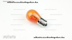 Izzó 12V 21W - narancssárga RMS 0205