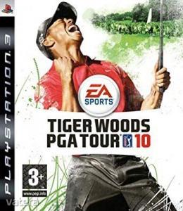 PS3  Játék Tiger Woods PGA Tour 10