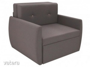 Kinyitható ágyneműtartós karfás fotelágy - BTV37586