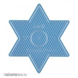 Sablon Tábla Vasalható Gyöngyhöz : Nagy Csillag - Hama