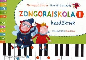 Zongoraiskola 1. kezdőknek