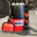 Straus szennyvíz szivattyú DWP1000-856 1000W 20000l/h