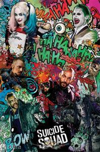 Suicide Squad - Crazy. plakát, poszter
