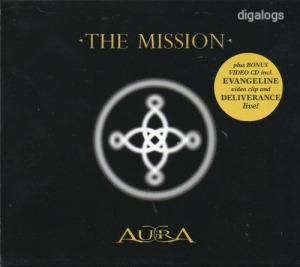 Mission Aura 2CD új!