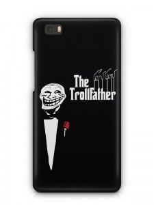 Trollfather Huawei P8 tok hátlap