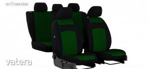 Univerzális Üléshuzat Tuning velúr zöld színben