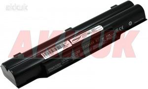 Helyettesítő standard laptop akku Fujitsu típ. CP567717-01