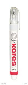 Hibajavító toll, 10 g, KORES 'Metal Tip'