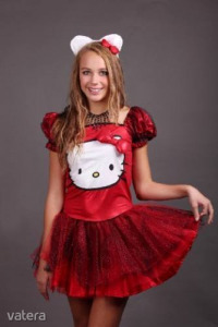 Hello Kitty ruha - (M) 880397