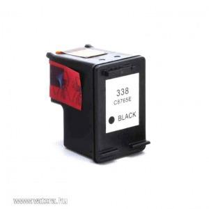 hp 338 utángyártott tintapatron (hp C8765EE)