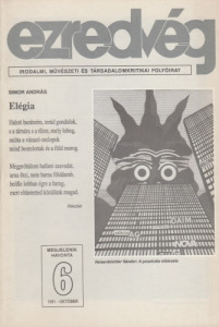 Ezredvég 1991. október