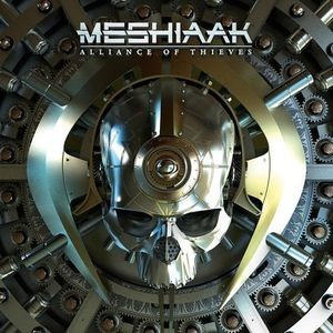 MESHIAAK - Alliance Of Thieves CD