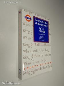 Gerard Benson - Judith Chernaik - Cicely Herbert (eds): Poems on the Underground (*88) Kép