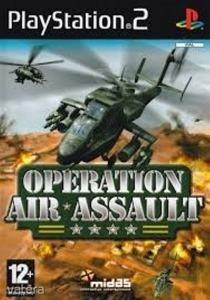 PS2  Játék Operation air assault - A