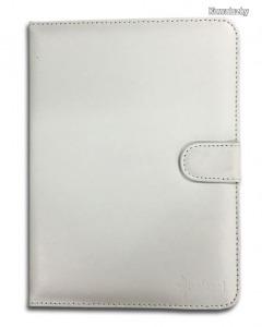 Bekool Univerzális E-book olvasó tok 6 White BKNEWWHITE