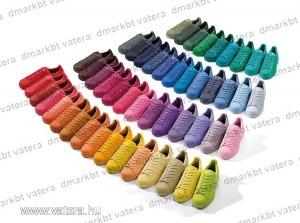 Adidas Superstar Supercolor férfi női cipő 36-44