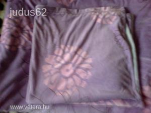 Pihe-puha plüss, cipzáras ágynemű garnitúra (nagy méret) 215x160 cm