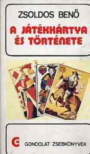 A játékkártya és története (gondolat zsebkönyvek)