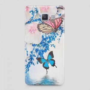 pillangós mintás Samsung Galaxy A3 2016 tok