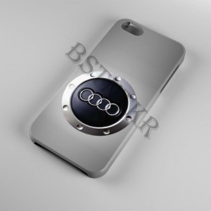 Audi mintás Nokia 6 tok hátlap tartó telefontok