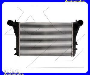 VW  SHARAN  3  2010.06-tól  /7N/  Intercooler,  levegőhűtő    1.6TDi/2.0TDi    615x405x32      Gy...