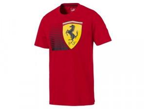 Ferrari Férfi póló, ferrari big shield