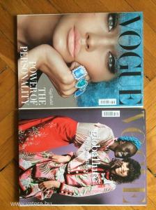 Olasz Vogue magazinok 2016