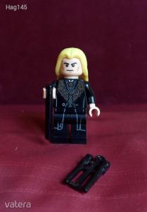 Lego Lucius Malfoy figura Diagon Alley Abszol Út 75978 Harry Potter exklúzív minifigura!