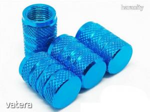 Szelepsapka Alumínium Sport 11x16mm - 4db - Türkiz kék