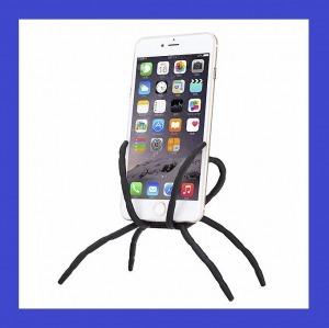 spiderpod flexibilis tartó Maxcom MM461BB  telefonhoz fotózáshoz videó nézéshez