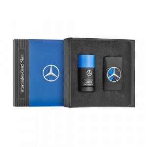 Mercedes Férfi parfüm készlet, mercedes-benz (2 darabos)