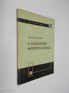 Arno Borgwardt: A gázelemzés méréstechnikája (*KYQ)