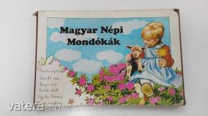 Magyar Népi Mondókák (*45)