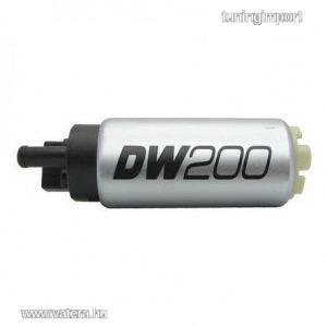 DeatschWerks DW200 üzemanyag pumpa - benzinpumpa Subaru Forester 255lph