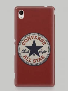 Converse mintás Sony Xperia XA tok hátlap
