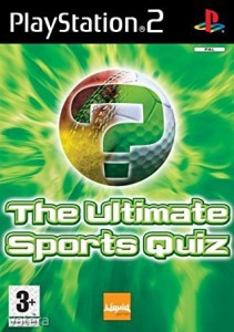 PS2  Játék The ultimate sports quiz