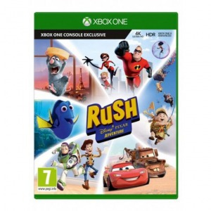 Xbox one pixar rush definitive edition - Játék