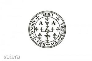 Uriel arkangyal pecsét hűtőmágnes