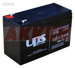 Helyettesítő szünetm. akku APC Back-UPS ES 700 ES700
