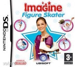 Nintendo DS Játék Imagine - figure skater