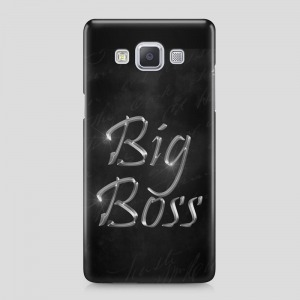 Big Boss Samsung Galaxy S7 tok