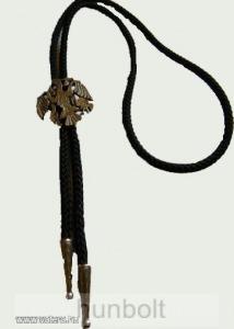 Rakamazi turulos zsinóros nyakkendő